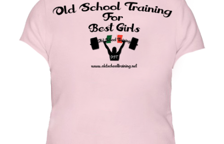 Old School Training For Best Girls
