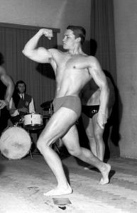 Arnold da giovane