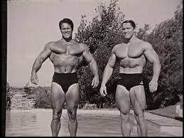 Reg Park e Arnold