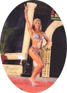 La Mrs Universo Daniela Portoghese