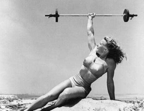 L'allenamento di Abbye Pudgy Stockton