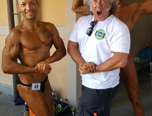 Tabelle di allenamento in full body per il Natural Bodybuilding agonistico, la parola al Trainer.