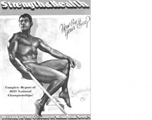 Mr America 1939