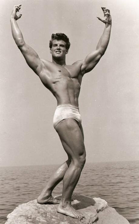Steve Reeves, il RE