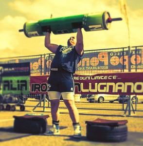 Allenamento Strongman