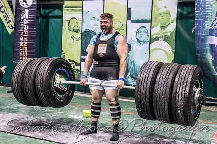 Strongmen: l'allenamento. Intervista a Carlo Ceglia.