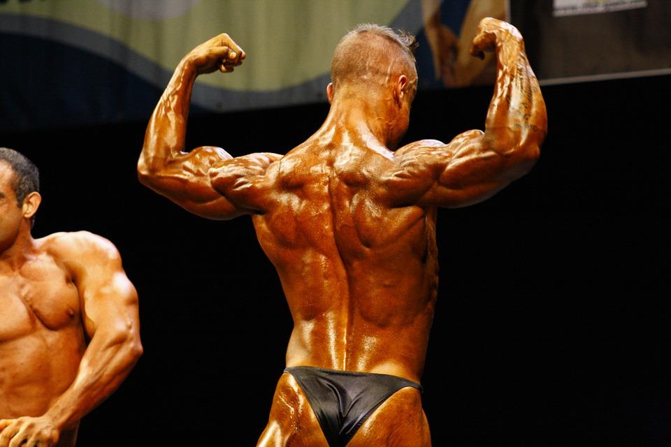 Il Bodybuilding È Nudo!