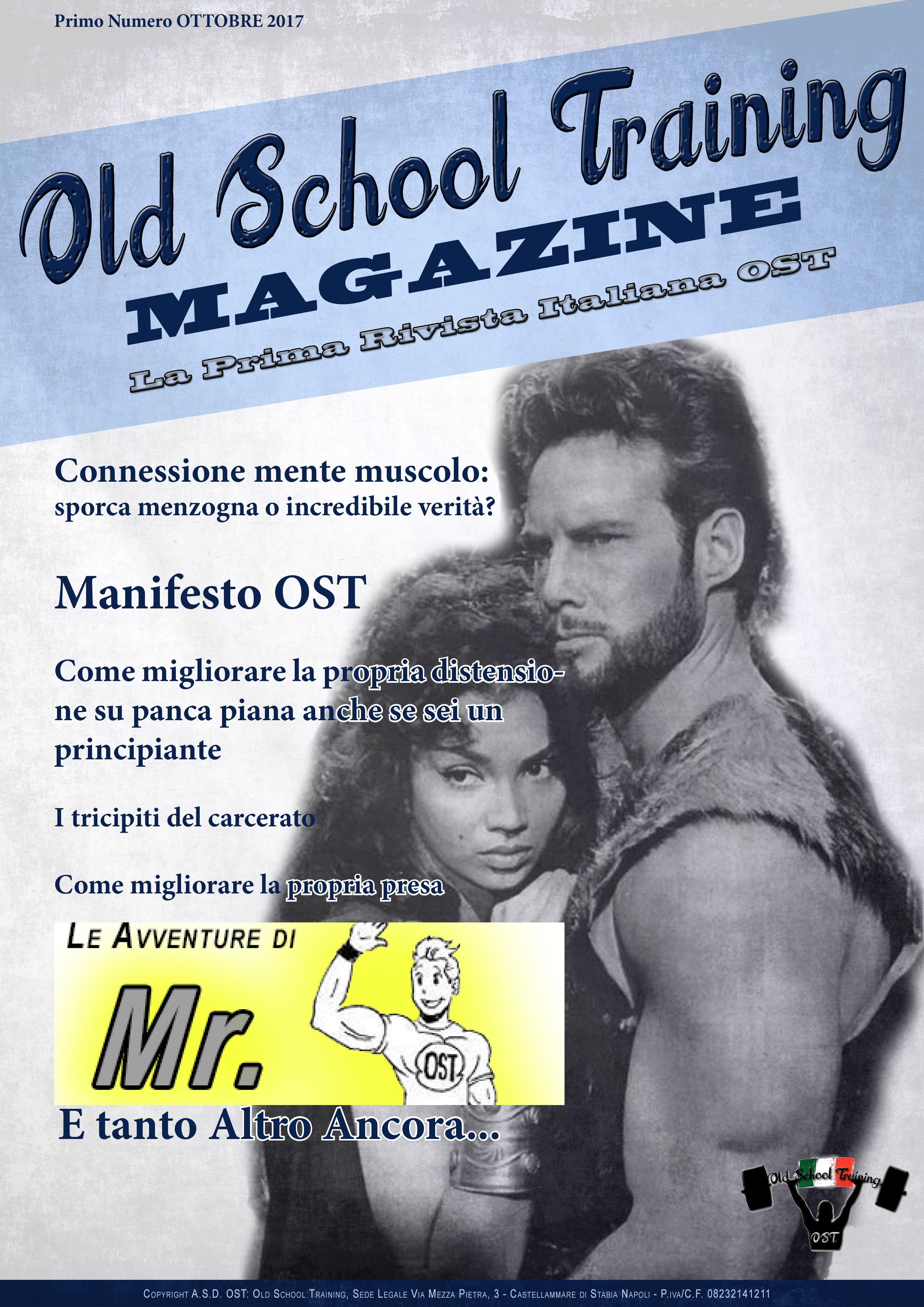 La Storia Della Rivista OST.